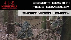 Airsoft eps #14 - Jyderup playing field