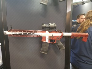 IWA 2017 - Rainier Arms booth